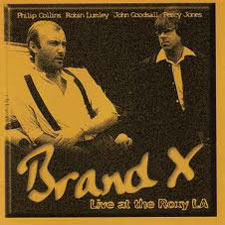 Brand X - Live at The Roxy L.A.