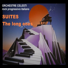 Orchestre Celesti - Suites (The Long Ones)