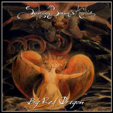 Sophya Baccini's Aradìa - Big Red Dragon (William Blake's Visions)