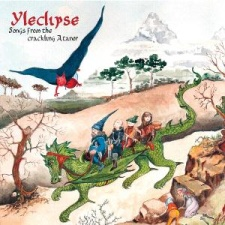 The Yleclipse - Songs From The Crackling Atanor
