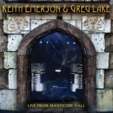 Keith Emerson and Greg Lake - Live from Manticore Hall