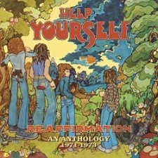 Help Yourself - Re-affirmation, An Anthology 1971-1973