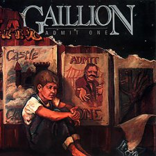 Gaillion - Admit One