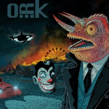 O.R.k. - Inflamed Rides