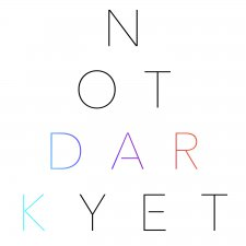Nathan Parker Smith - Not Dark Yet