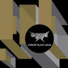 Chrome Hoof - Chrome Black Gold