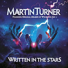 Martin Turner - Written in the Stars
