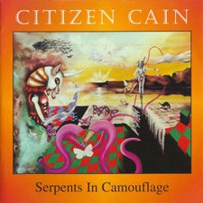Citizen Cain - Serpents in Camouflage