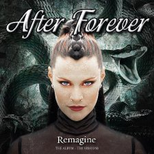 After Forever - Remagine The Album - The Sessions