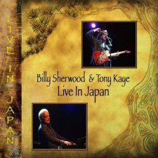 Billy Sherwood & Tony Kaye - Live In Japan