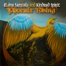 Elaine Samuels and Kindred Spirit - Phoenix Rising