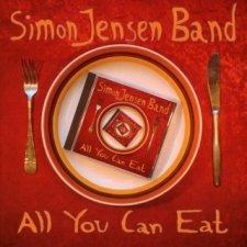 Simon Jensen Band - All You Can Eat