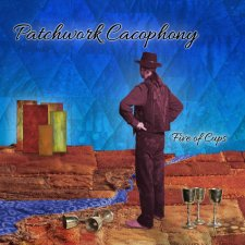Patchwork Cacophony - Five of Cups