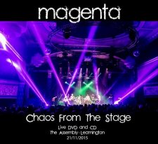 Magenta - Chaos From The Stage