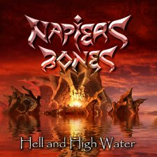 Napier's Bones - Hell and High Water