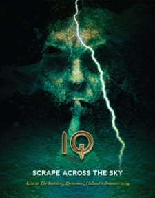 IQ - Scrape Across The Sky
