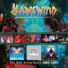 Hawkwind - The RCA Active Years 1981 – 1982