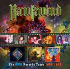 Hawkwind - The GWR Records Years 1988 - 1991