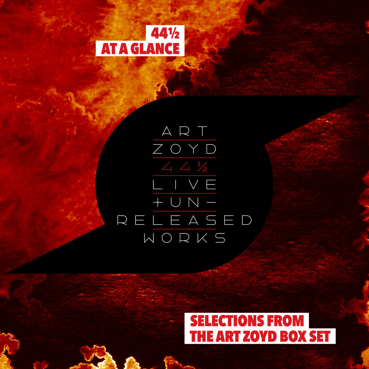 Art Zoyd - 44 1/2 at a Glance: Selections from the Art Zoyd Box Set