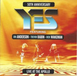Yes featuring Anderson, Rabin & Wakeman - Live At The Apollo