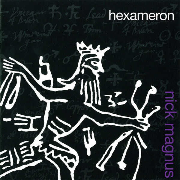 Cover of Nick Magnus - Hexameron (2004)
