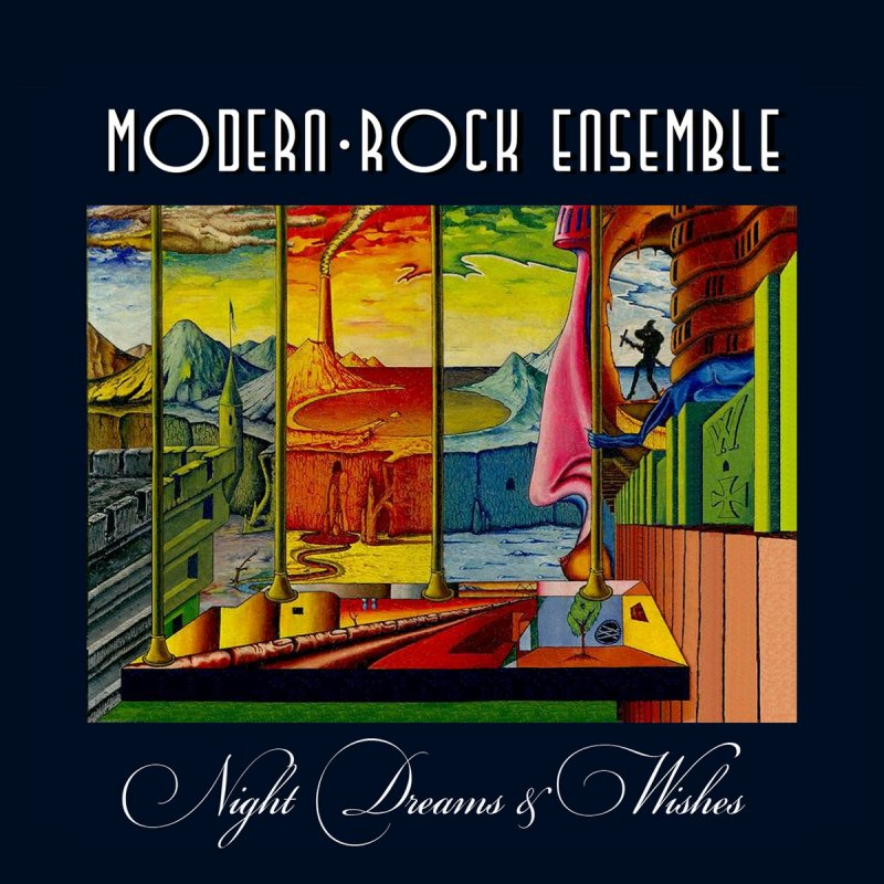 Modern-Rock Ensemble - Night Dreams And Wishes