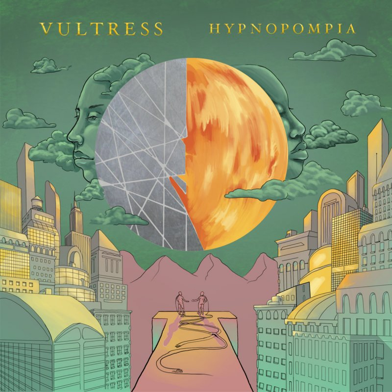 Vultress - Hypnopompia