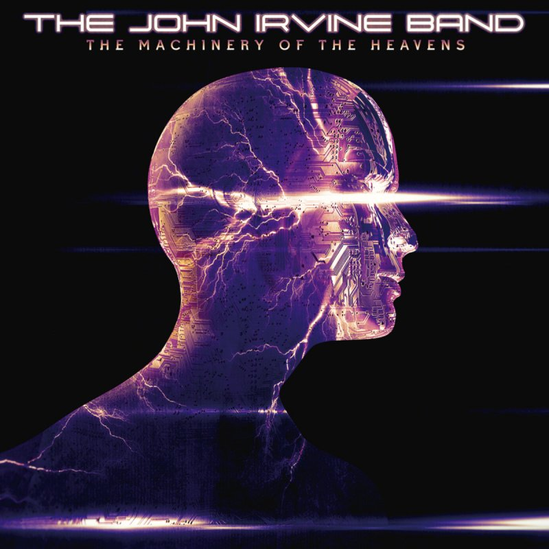 The John Irvine Band - The Machinery Of The Heavens