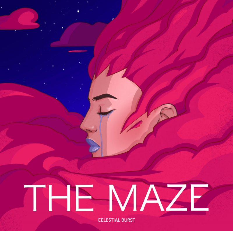 Celestial Burst - The Maze