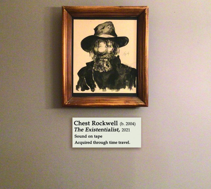 Chest Rockwell - The Existentialist