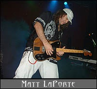 Matt LaPorte - Jon Oliva's Pain