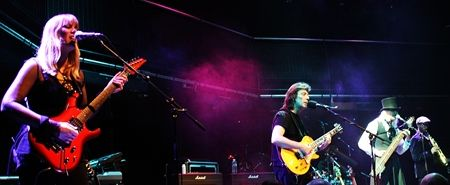 Steve Hackett Band - photo by Steve (Progmeister) Petch
