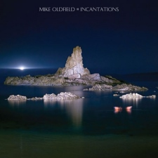 Mike Oldfield ~ new artwork for Incantations