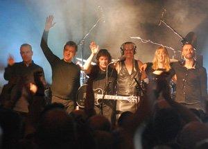 Steve Hackett Band