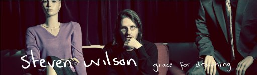 Steven Wilson ~ Grace For Drowning