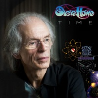Steve Howe ~ Time [image and info courtesy of Warners Classics]