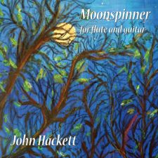 John Hackett ~ Moonspinner