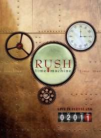 Rush Time Machine DVD