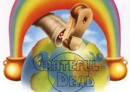 Grateful Dead ~ image from Planet Rock Radio