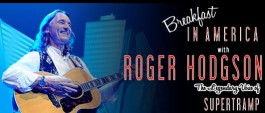 Roger Hodgson Breakfast In America Tour