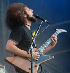 Coheed And Cambria - image source NME