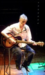 Peter Hammill ~ photo by Dave Baird [2010]