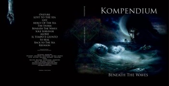 Kompendium album cover by Geoff Taylor