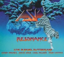 Asia ~ Resonance: The Omega Tour Deluxe CD/DVD