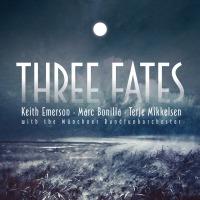 Keith Emerson ~ Three Fates album cover