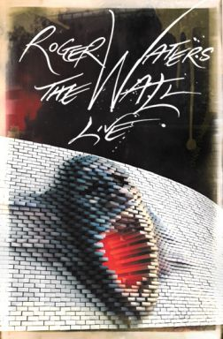 Roger Waters' The Wall On Tour poster