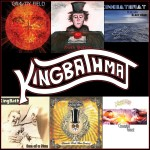 KingBathmat download album cover