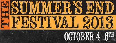 Summer's End Festival 2013