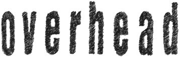 Overhead logo