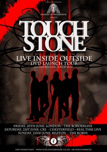 Touchstone DVD Launch Poster